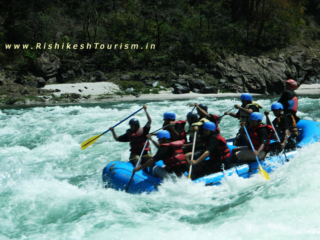 Rishikesh-Tourism-River-Rafting