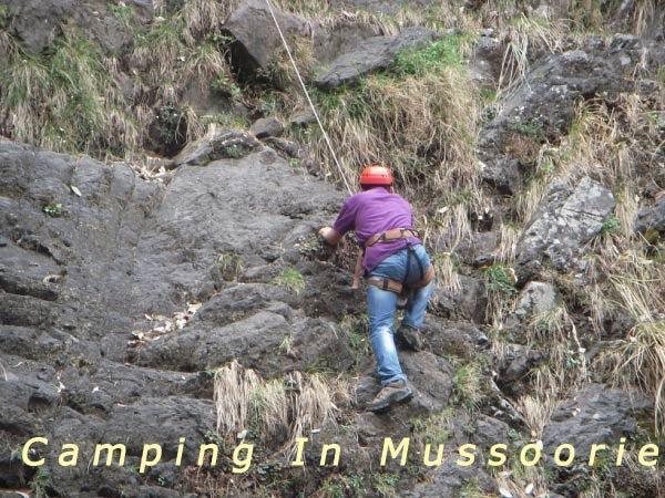 Camping in Mussoorie - Mussoorie Camping