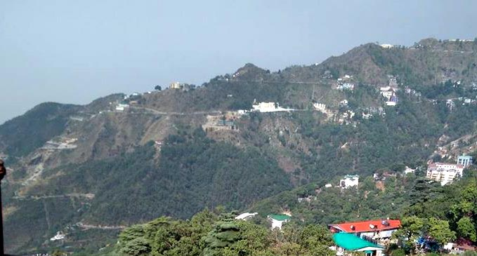 Mussoorie - Mussoorie Tourism - Mussoorie Tour Packages