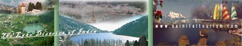 NAINITAL TOURISM: WELCOME TO THE PARADISE CITY